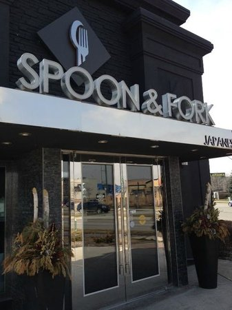 Image result for spoon and fork restaurant
