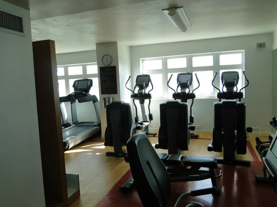 Sheraton Old San Juan Hotel: More to use in the gym