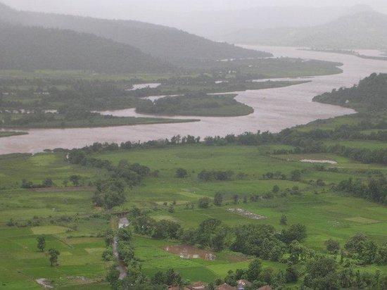 Vashishti River Foto