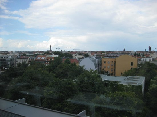 Casa Camper Berlin: Great view
