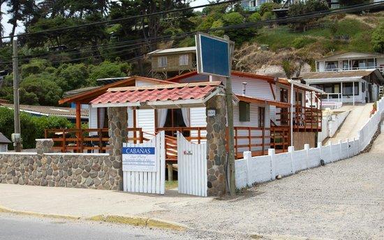 Cabanas in Maitencillo, V Region, Chile