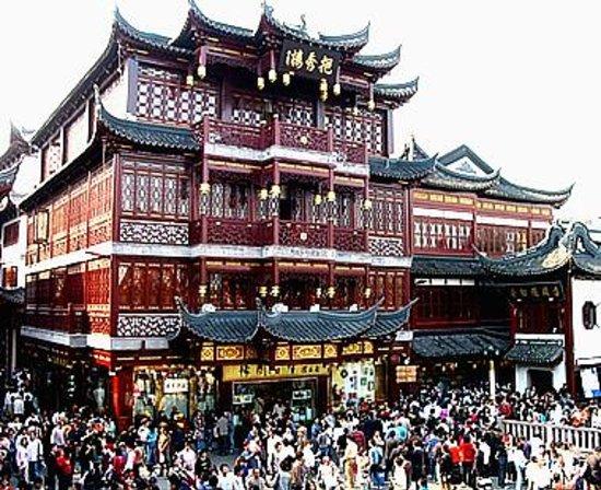 Qipu Road Clothing Wholesale Market Shanghai China