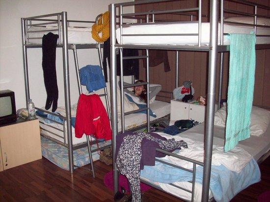 Hostel Aston: dorm room