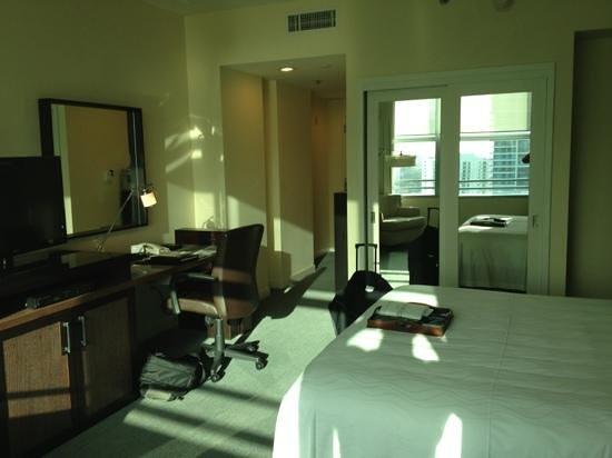 Conrad Miami: room 2