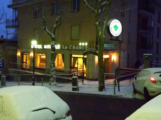 Hotel La Chance: esterno2