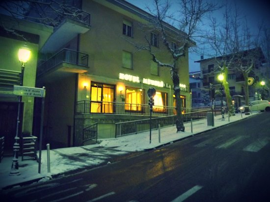 Hotel La Chance: esterno