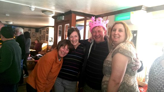 Kings Arms: Friendly locals