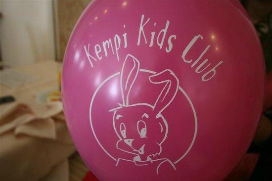 Kempinski Grand Hotel des Bains St. Moritz: kids club