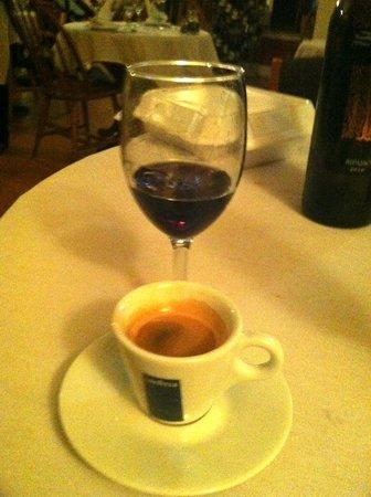 Wild Bites: Espresso & black samba