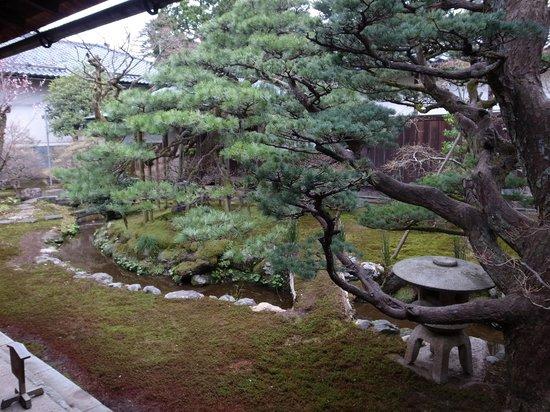 Seisonkaku Villa : この庭はつくしの縁庭園らしいです