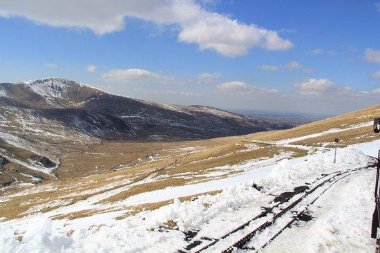 Burleigh House: The Snowdon Railway