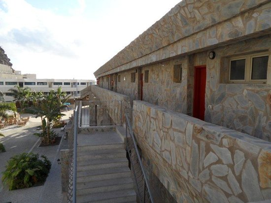 Hotel Terraza Amadores: Access to the room