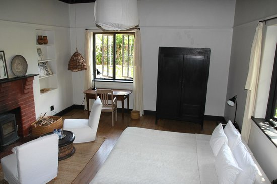Satyagraha House: chambre