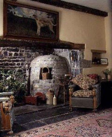Plas Llanmihangel: Kitchen