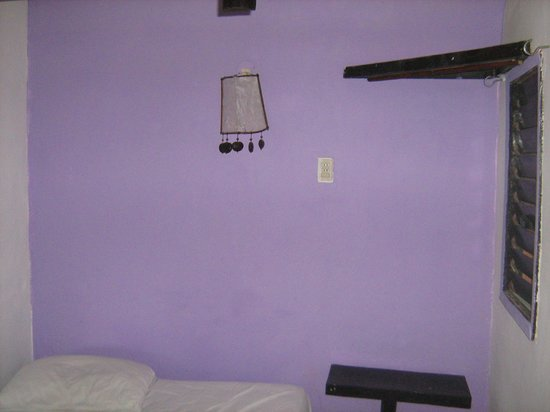 Hotel Palapas Las Gonzas : la camera degli orrori