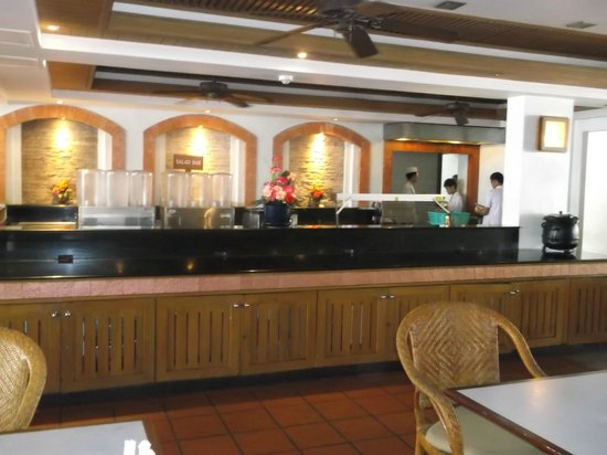 Breakfast Buffet Area Picture Of Sunset Beach Resort