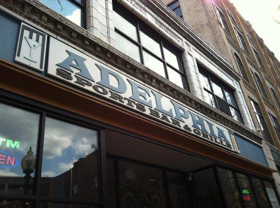 Adelphia Sports Bar & Grille: Best sports bar!