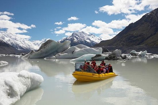 Hermitage Hotel Mount Cook National Park New Zealand