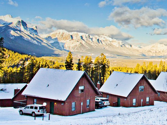 Banff Gate Mountain Resort : Views