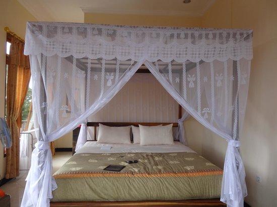 Aditya Homestay: chambre