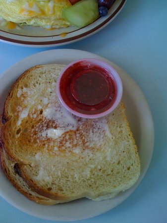 Allison's Country Cafe: Homemade Jam to Die For