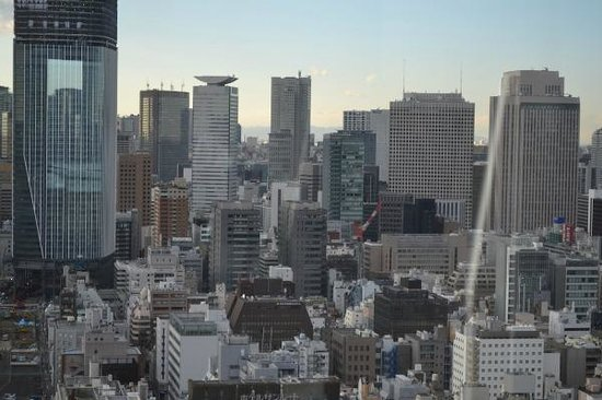 Park Hotel Tokyo: View from Room