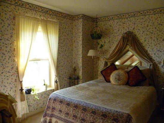Huber's Inn Port Townsend: Gold Room