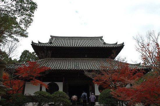 Iyama Hofukuji Temple