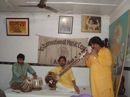 International Music Centre Ashram