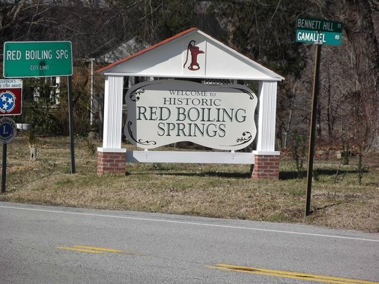 Thomas House: Red Boiling Springs