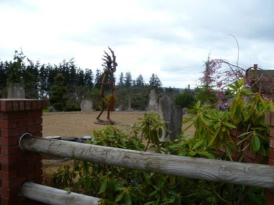 Huber's Inn Port Townsend: Scenery from a Road Trip