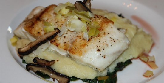 Oxford, NC: Fresh Striped Sea Bass