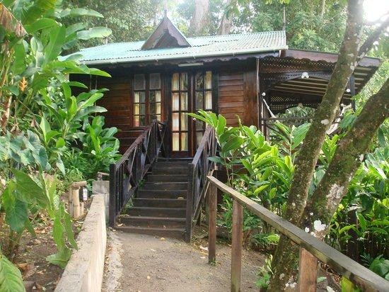 Fond Doux Plantation & Resort: Our Banana Tree Cottage