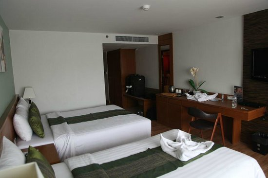 Room in Nouvo City Hotel, Bangkok