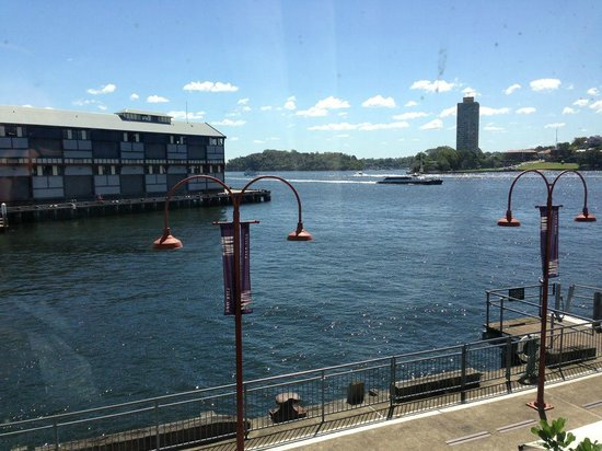 Pier One Sydney Harbour, Autograph Collection: View from room when standing up