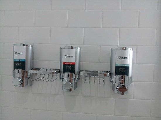 Four Points by Sheraton Saskatoon: dispensers