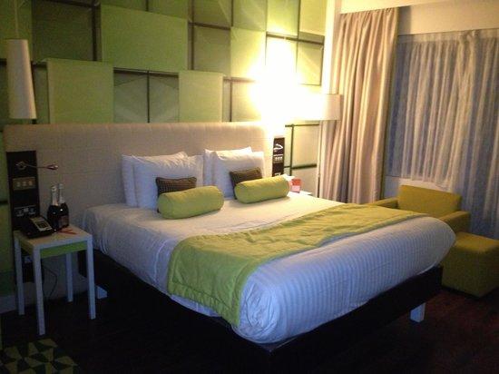 Hotel Indigo Birmingham: Bedroom