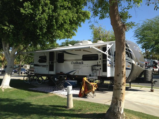 Elite Site 688 Picture Of Emerald Desert Rv Resort