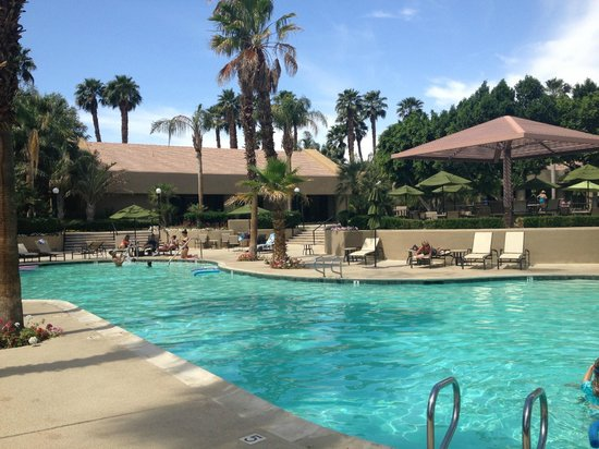 Emerald Desert RV Resort : Big Pool