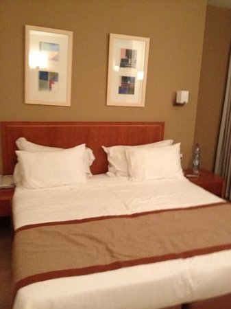 Mercure Tel-Aviv City Center: chambre 709