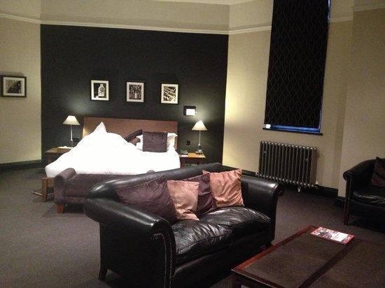 Hotel du Vin & Bistro: Suite