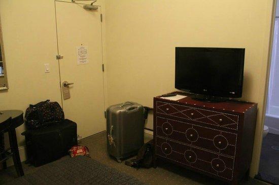 Seton Hotel: Room