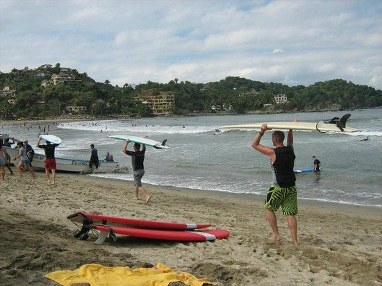 Sayulita Surf Day Camps: surfin Sayulita!