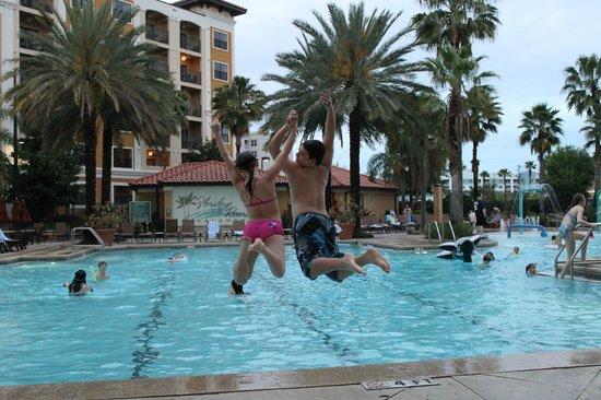 Floridays Resort Orlando: Yeah!