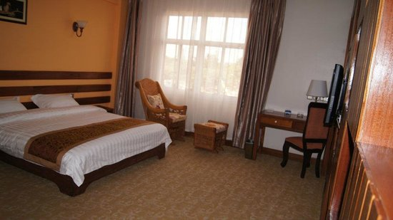 Eastland Hotel: my nice room