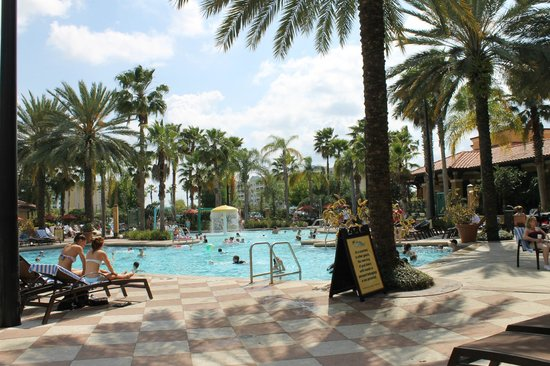Floridays Resort Orlando: Beautiful Day