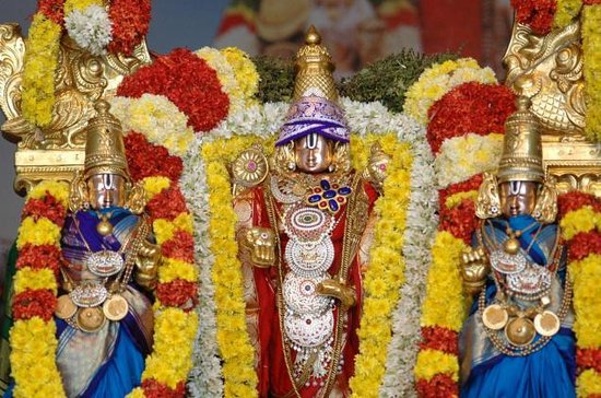 Tirumala Tirupathi Devasthanam