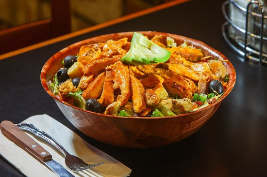 Mr. Peabody's: Buffalo Chicken Salad