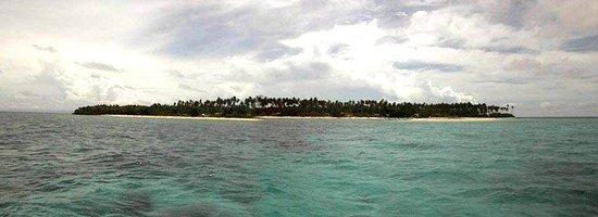 Silinog Island Beach