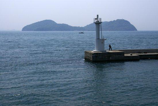 Honjima Island